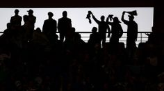 MARRAKECH, MOROCCO - DECEMBER 18: Fans are seen during the FIFA Club World Cup 5th place match between Al Ahly SC and CF Monterrey at Marrakech Stadium on December 18, 2013 in Marrakech, Morocco. (Photo by Lars Baron/Bongarts/Getty Images)