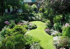 Bildergebnis für kleine gärten gestalten