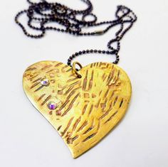 Handmade brass pendant necklace heart with swarovski   unique gift for her www.etsy.com/yours/shops/atheniansquad #HandmadeNecklace #UniqueNecklace #GiftForWife #NecklaceForHer #HeartNecklace #BrassNecklace #ElegantNecklace #LongNecklace #PendantNecklace #WomenNecklace#etsyshopowner #art #jewels #style #love #buyhandmade# Unique Gifts For Her, Brass Jewelry, Brass Pendant, Heart Pendant Necklace, Unique Necklaces, Handmade Bracelets, Swarovski, Shops, Jewels