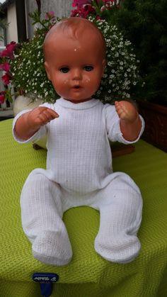 Schildkröt Baby- Puppe Junge Zelluloid um 1950   eBay