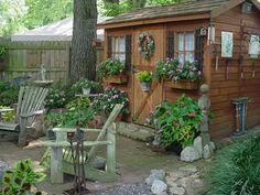 Decore House: Casas de madeira,um charme em extinção...♥