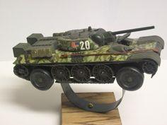 Pinewood Derby Tank