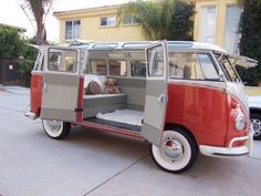 Love this VW Bus