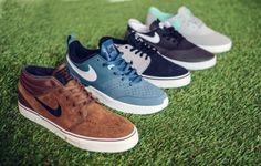 New footwear from Nike SB.