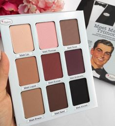 i saw an add for this palette on fb...wonder where you can order it from