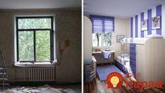 Chystáte sa prerábať interiér? Geniálne nápady, ako ušetriť priestor a dostať do bytu všetko potrebné!
