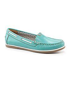 Naturalizer Hanover Boat Shoes #Dillards
