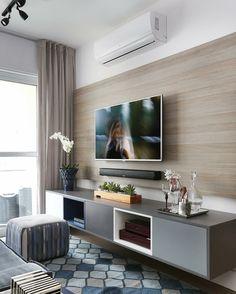 Good idea for a TV console