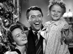 """""""Every time a bell rings, an angel gets its wings""""...gotta love """"It's a Wonderful Life""""!"""