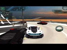 carreras de carros de policia #1 juego de autos policia