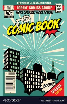 Adobe illustrator book cover template