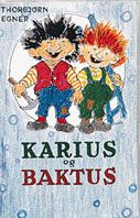 Image for Karius og Baktus from Norli Great Books, My Books, Children's Literature, Old Toys, Love Book, Writing A Book, Childhood Memories, Childrens Books, Fairy Tales