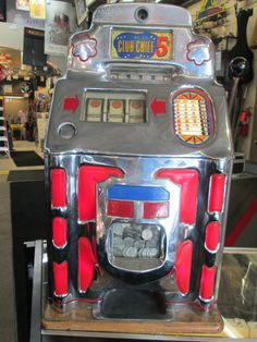1930 slot machine pawn stars sac a roulette maternelle