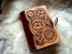 Leathercraft pattern Sheridan Notebook Leather patterns Leather Carving punch in Leather Tools & Treatments | eBay