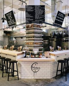 The Oyster Gourmet and Wexler's Deli in Los Angeles