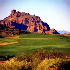 Las Sendas Golf Club in Mesa, Az.