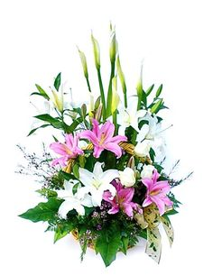 awesome Different Types of Flower Arrangement You Should Know Check more at http://www.scentimentsflowers.com/different-types-of-flower-arrangement-you-should-know/