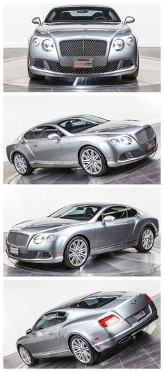 Bentley : Continental GT!