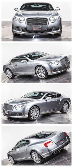 Bentley : Continental GT!