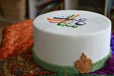 New Eid 2012 cake from Creative Kitchen.