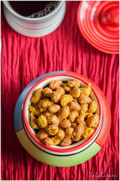 Culinary blog Peanut Masala, Oil For Deep Frying, Dog Food Recipes, Fries, Spicy, Roast, Snacks, Book, Appetizers