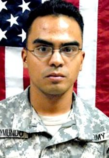 Army PFC. Mariano M. Raymundo, 21, of Houston, Texas. Died June 1, 2013, serving during Operation Enduring Freedom. Assigned to 210th Brigade Support Battalion, 2nd Brigade Combat Team, 10th Mountain Division, Fort Drum, New York. Died in Sharan, Paktika Province, Afghanistan.  The Department of Defense did not say if his death was the result of a combat operation. The incident is under investigation.