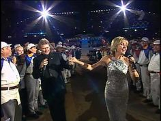 Sydney 2000 Opening Ceremony  John Farnham and Olivia Newton John Dare To Dream