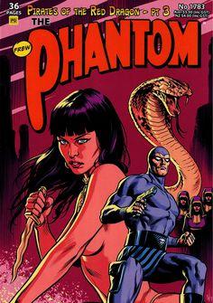The Phantom by Free