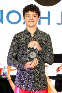Noah Jupe Photos Photos: Newport Beach Film Festival Fall Honors And Variety's 10 Actors To Watch - Noah Jupe Photos – Noah Jupe poses onstage during the Newport Beach Film Festival Fall Honors And - Future Boyfriend, To My Future Husband, Cute Celebrities, Celebs, Newport Beach Film Festival, Beaches Film, Cute Actors, Adam Sandler, Young Actors