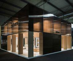 INBANI Stand in Salone Internazionale del Mobile 2016 in Milan