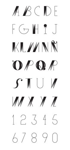 miami deco type - my F Word Design, Type Design, Graphic Design, Typography Served, Cool Typography, Miami Art Deco, Type I, Miami Florida, Online Portfolio