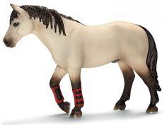 SCHLEICH - 13706 - Figurine cheval d'école