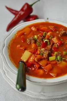 Great Recipes, Soup Recipes, Vegan Recipes, Cooking Recipes, Vegan Runner, Vegan Gains, No Cook Appetizers, Easy Food To Make, Dinner Dishes