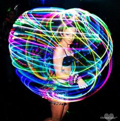 My birthday is coming up and all I want is a LED hoop! I've been practicing and I think i'm ready!