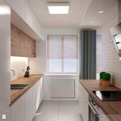 Scandinavian Dining Room Design: Ideas & Inspiration - Di Home Design Narrow Kitchen, Kitchen Dinning, Kitchen Decor, Kitchen Colors, Kitchen Ideas, Dining Room, Casa Hipster, Küchen Design, House Design