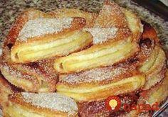 Výborné domáce sušienky z úplne jednoduchého cesta a voňavej škorice.