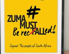 "Check out new work on my @Behance portfolio: ""#ZumaMustFall  Poster years III"" http://be.net/gallery/32852211/ZumaMustFall-Poster-years-III"