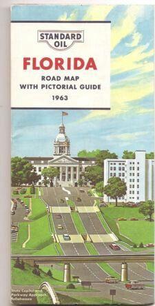 Road Map Florida.166 Best Old Road Maps Images Road Maps Viajes Destinations