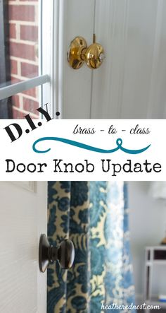"Paint your door hardware and SAVE A KILLING!, A ""how-to"" and what NOT to do guide from Heathered Nest"