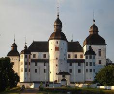 Läckö slott Kållandsö by YlvaS