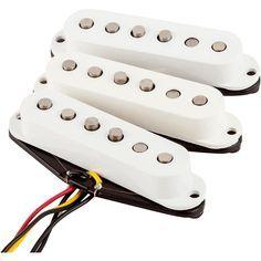 Fender Tex Mex Pickups set of 3