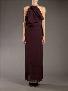 """Acne """"Ethel Crepe"""" Dress   - farfetch.com"""