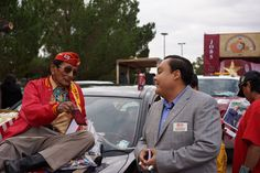 Shawn Redd and Carlyle Begay are counting on help from Navajo voters during the primary. But that's a long shot for a couple of reasons.