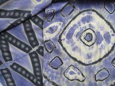 Hand Dyed Silk Scarf by DianneKoppischHricko on Etsy, $120.00