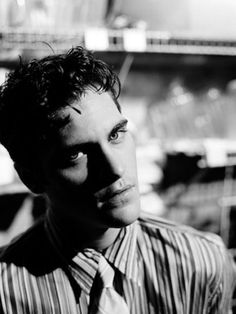 Joaquin Phoenix by George Holz. S)