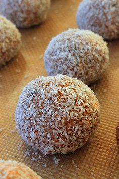 Peanut Butter Protein Balls....something sweet that you could pop in your mouth if you wanted to satisfy your sweet tooth. OR, if you need a boost during the day, wanted a snack after a workout, or even something for your kiddos after school.