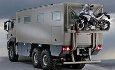 Allrad-Weltreisemobile der Spitzenklasse