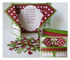 Robin's Card  Fun folds