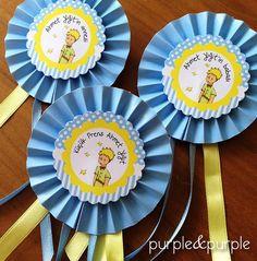 Le Petit Prince temalı yaka rozeti | Küçük Prens | Doğum Günü Kitap Ayracı | 1 yaş doğum günü hediyelikleri | 1 yaş parti süsleri | Küçük Prens (Le Petit Prince) temalı Parti | Le Petit Prince Birthday | Book Themed Parties | Le Petit Prince Themed Party