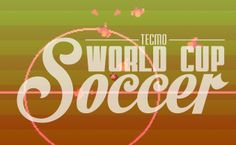 TECMO World Cup Soccer for NES